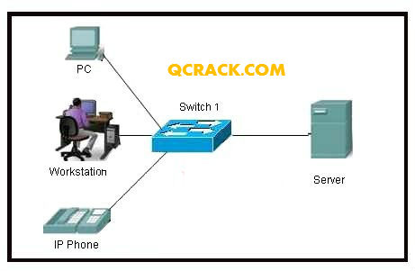 6625025169 29739a279c z ENetwork Chapter 2 CCNA 1 4.0 2012 100%