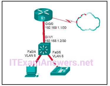 CCNA 2 (v5.0.3 + v6.0) Practice Final Exam Answers 2020 - 100% Full 33