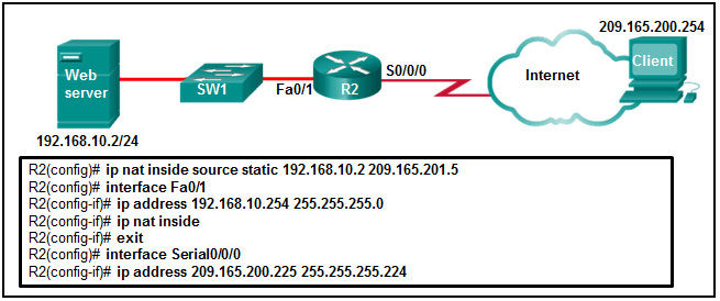 CCNA 3 v7.0 Final Exam Answers Full - Enterprise Networking, Security, and Automation 1