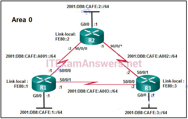 CCNA 2 (v5.0.3 + v6.0) Practice Final Exam Answers 2020 - 100% Full 20