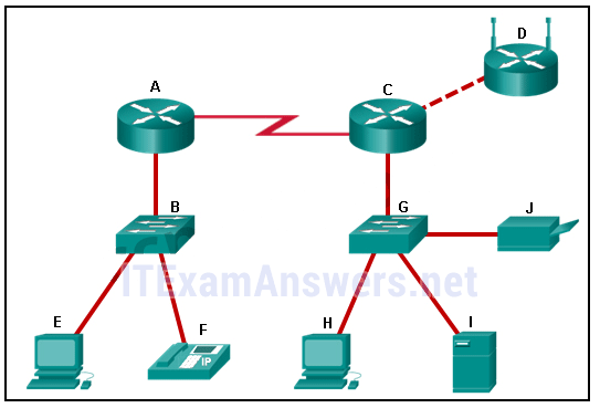 Ccna 1 V5 1 V6 0 Chapter 1 Exam Answers 2020 100 Full