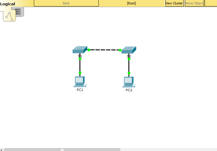 2.2.3.4 Packet Tracer - Configuring Initial Switch Settings