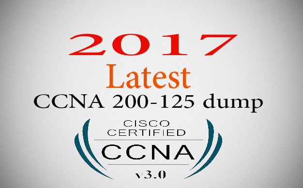 CCNA v3 (200-125) 171 Questions - Certification Exam Answers latest 29