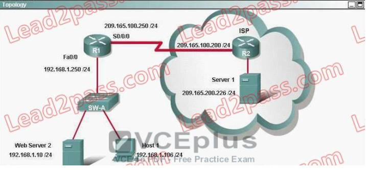 100% Pass CCNA Certification Exam 200-125: 700 Questions and Answers 507