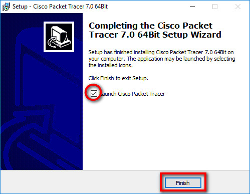 How to Install Cisco Packet Tracer 7.0 in Windows 7,8,10 - 32/64 Bit 6