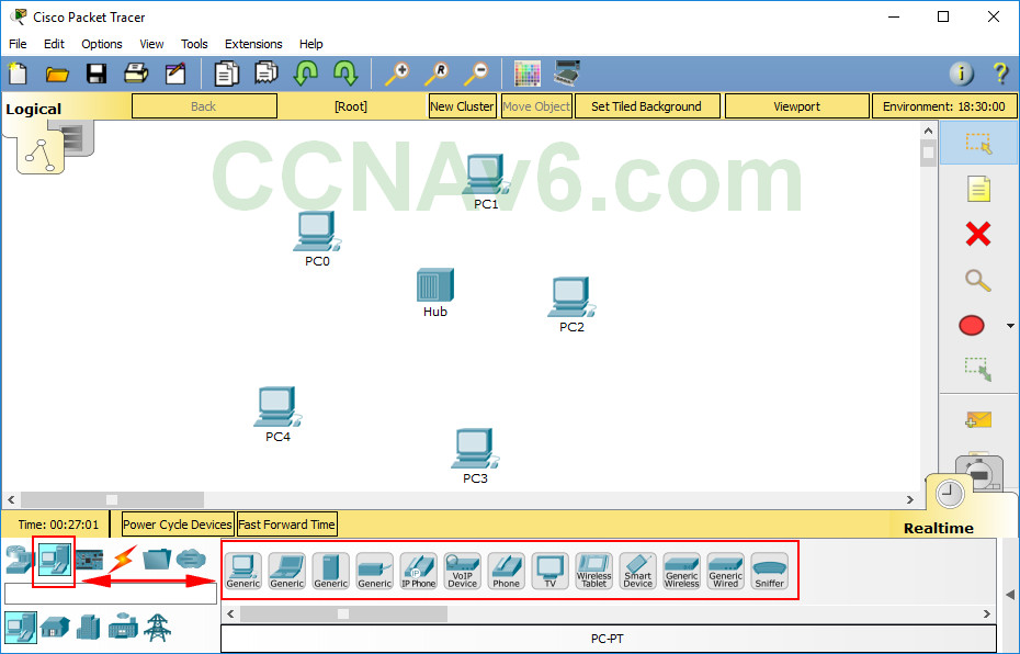 Cisco Packet Tracer for Beginners - Chapter 1: Startup Guide 42
