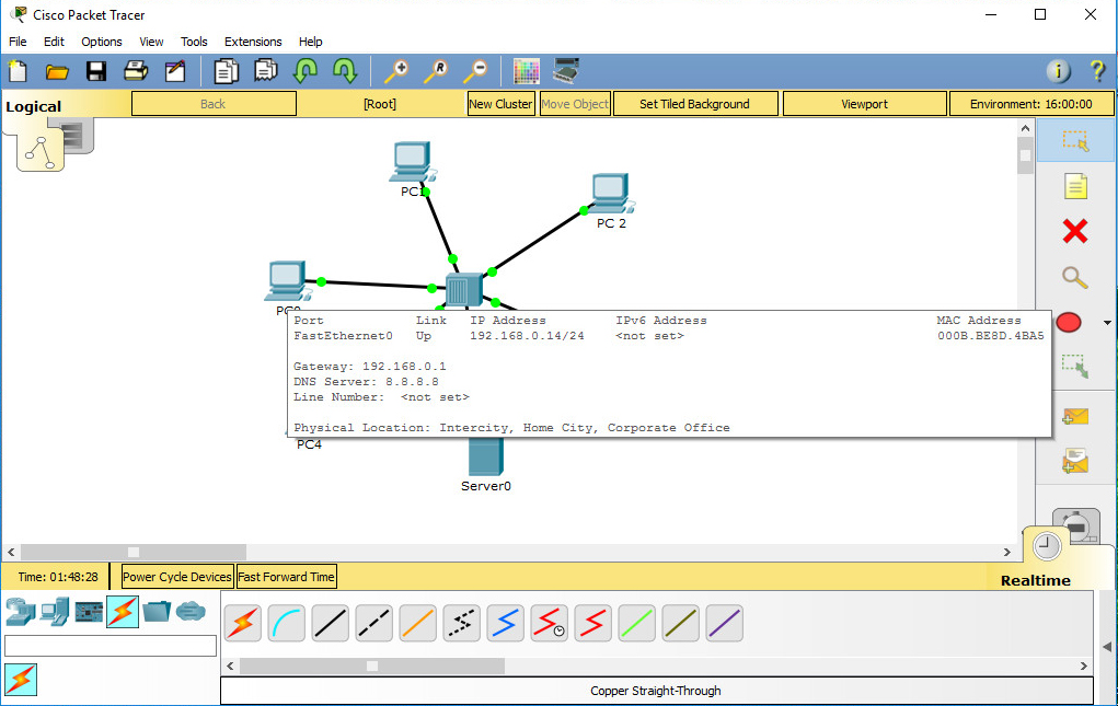 Cisco Packet Tracer for Beginners - Chapter 1: Startup Guide 55