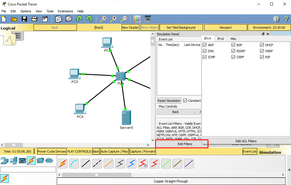 Cisco Packet Tracer for Beginners - Chapter 1: Startup Guide 57
