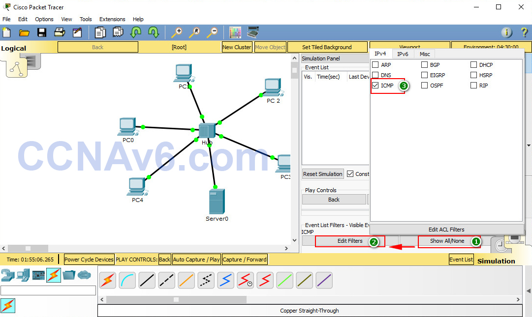 Cisco Packet Tracer for Beginners - Chapter 1: Startup Guide 58