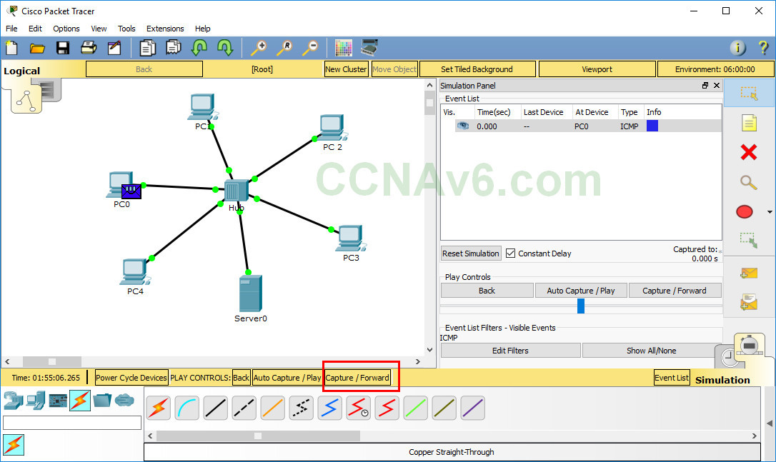 Cisco Packet Tracer for Beginners - Chapter 1: Startup Guide 61