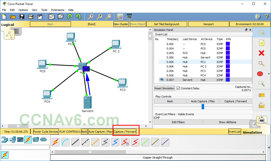 Cisco Packet Tracer for Beginners - Chapter 1: Startup Guide 64