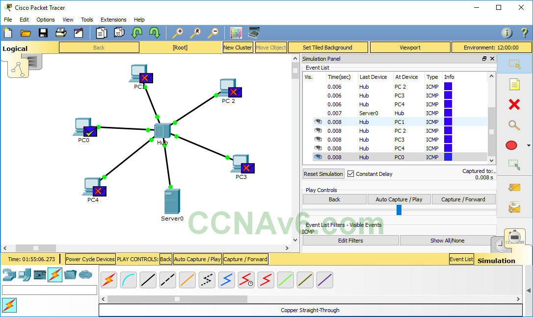 Cisco Packet Tracer for Beginners - Chapter 1: Startup Guide 65