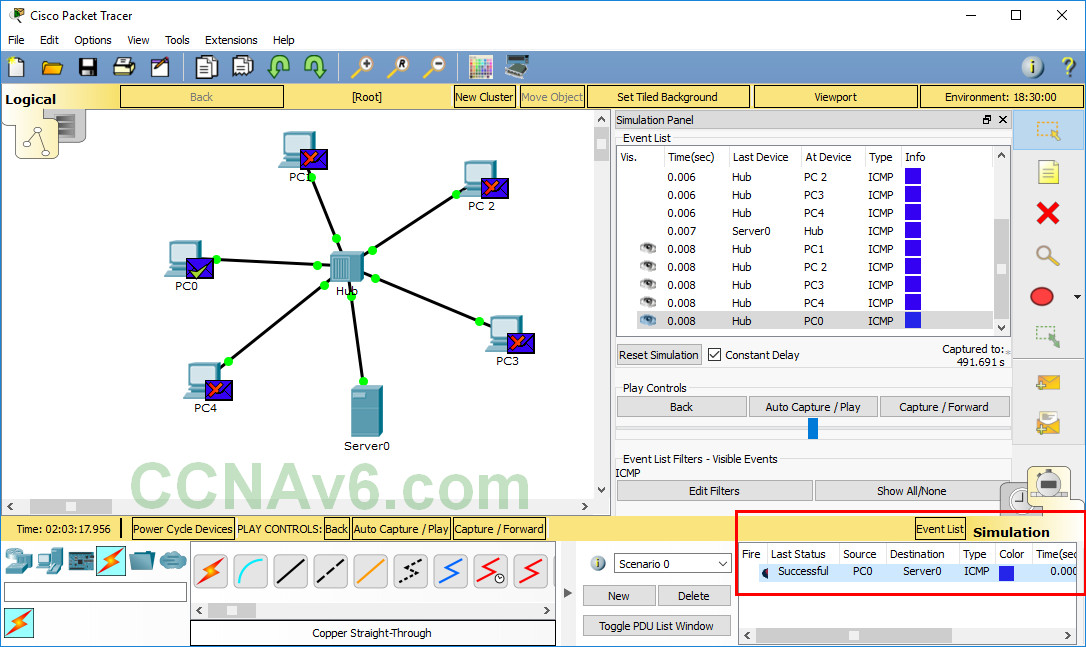 Cisco Packet Tracer for Beginners - Chapter 1: Startup Guide 67