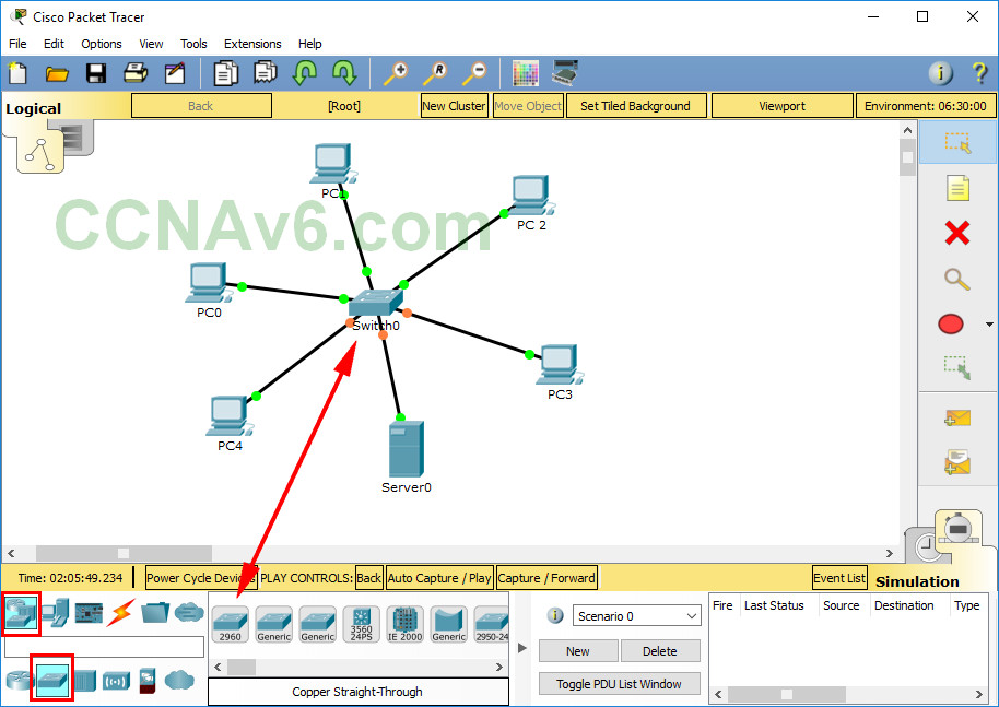 Cisco Packet Tracer for Beginners - Chapter 1: Startup Guide 70