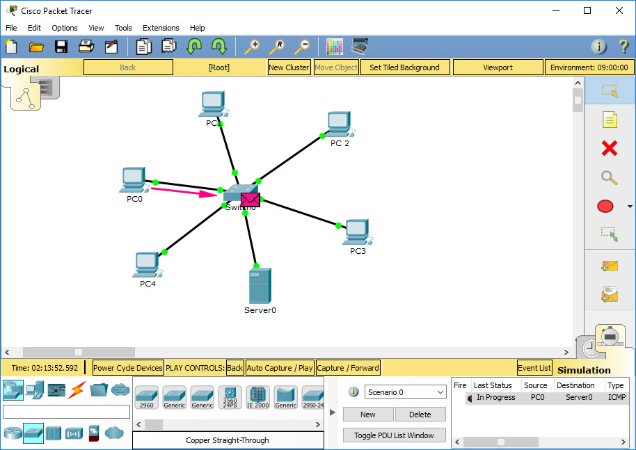 Cisco Packet Tracer for Beginners - Chapter 1: Startup Guide 72