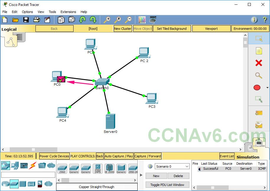 Cisco Packet Tracer for Beginners - Chapter 1: Startup Guide 74