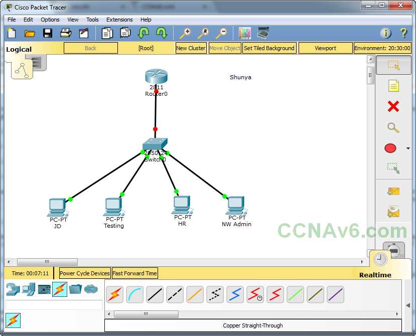 Cisco Packet Tracer for Beginners - Chapter 2: Subnetting a Network 15