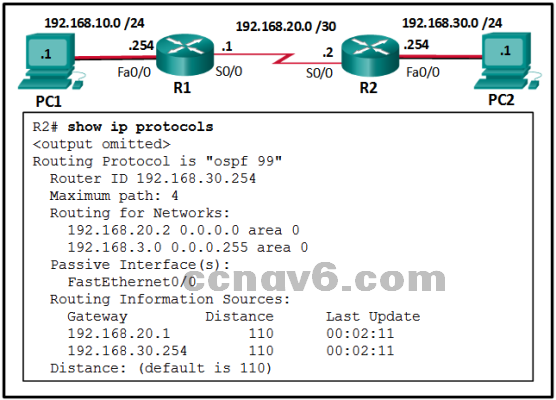 CCNA 3 (v5.0.3 + v6.0) Chapter 10 Exam Answers 2020 – 100% Full 45