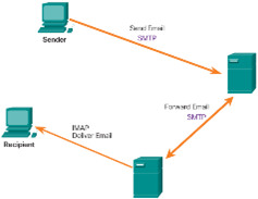 CCNA 1 v6.0 Study Material - Chapter 10: Application Layer 11
