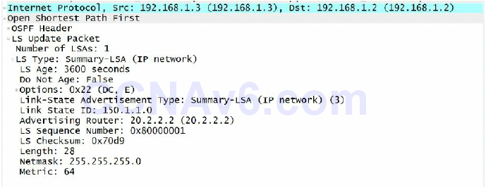 Section 39 – OSPF 11