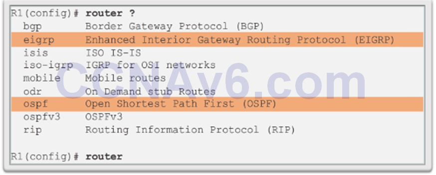 CCNA 2 v6.0 Study Material – Chapter 1: Routing Concepts 104