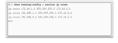 CCNA 2 v6.0 Study Material – Chapter 2: Static Routing 48