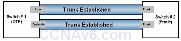 Section 3 – Trunking, DTP, and Inter-VLAN Routing 9