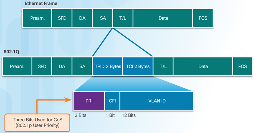 CCNA 4 v6.0 Study Material – Chapter 6: Quality of Service 31