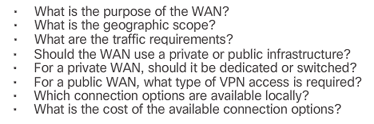 CCNA 4 v6.0 Study Material – Chapter 1: WAN Concepts 62