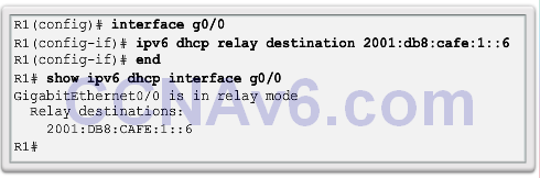 CCNA 2 v6.0 Study Material – Chapter 8: DHCP 69