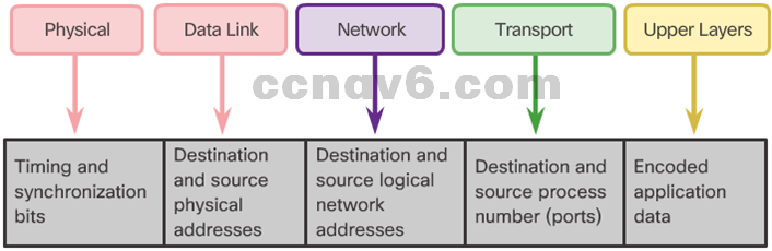 CCNA 1 v6.0 Study Material - Chapter 3: Network Protocols and Communications 14