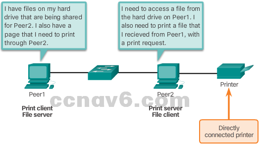 CCNA 1 v6.0 Study Material - Chapter 10: Application Layer 10