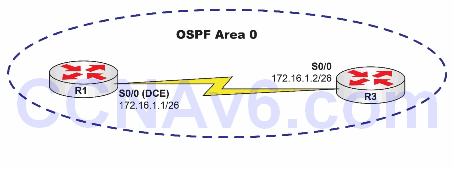Lab 78: Configuring the OSPF Passive Interface Manually 1