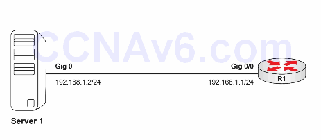 Lab 104: Configuring SNMPv3 1