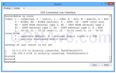 Lab 113: Route Redistribution between OSPF and RIP 3