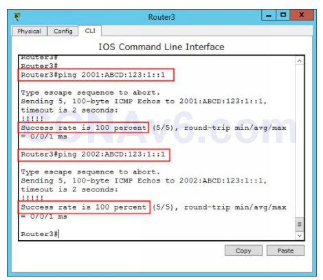 Lab 116: Configuring RIP for IPv6 (RIPng) 2
