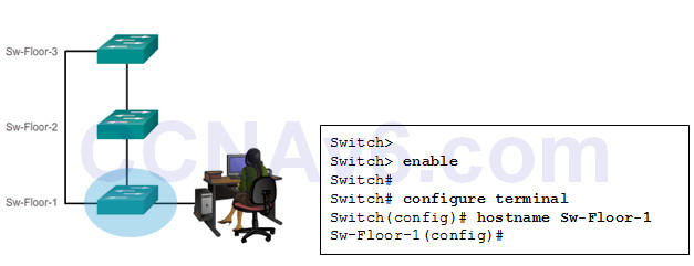 Introduction to Networks 6.0 Instructor Materials - Chapter 2: Configure a Network Operating System 62