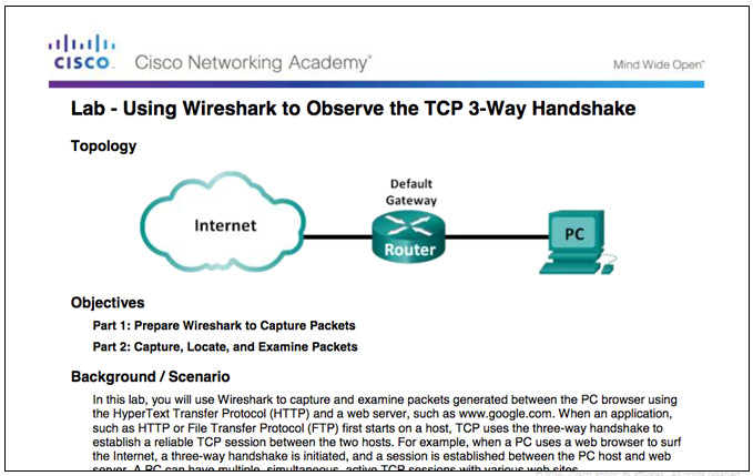 Introduction to Networks 6.0 Instructor Materials – Chapter 9: Transport Layer 97