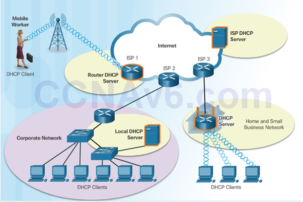 Introduction to Networks 6.0 Instructor Materials – Chapter 10: Application Layer 67