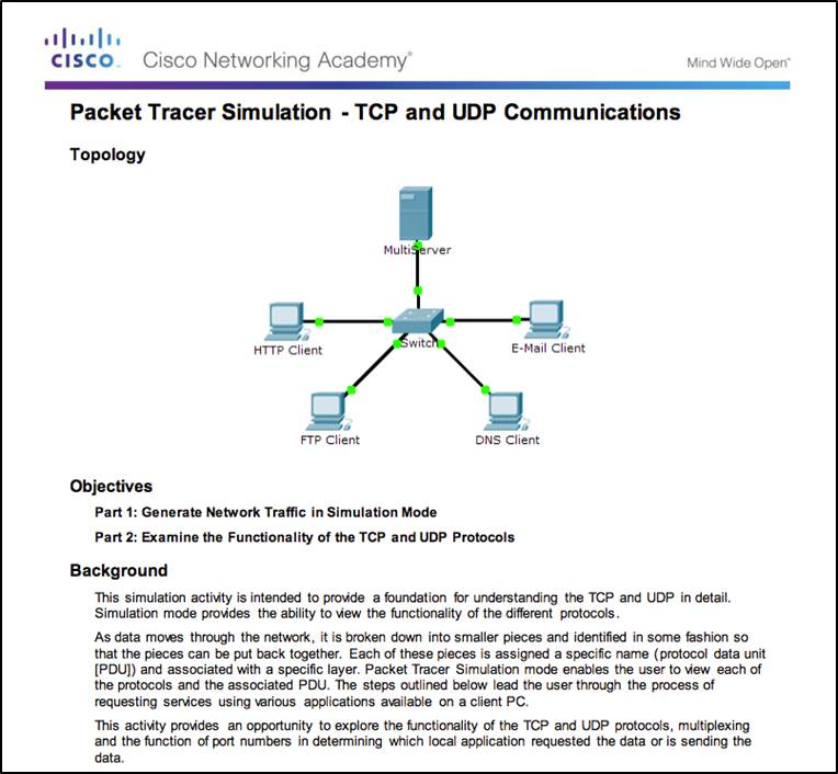Introduction to Networks 6.0 Instructor Materials – Chapter 9: Transport Layer 116