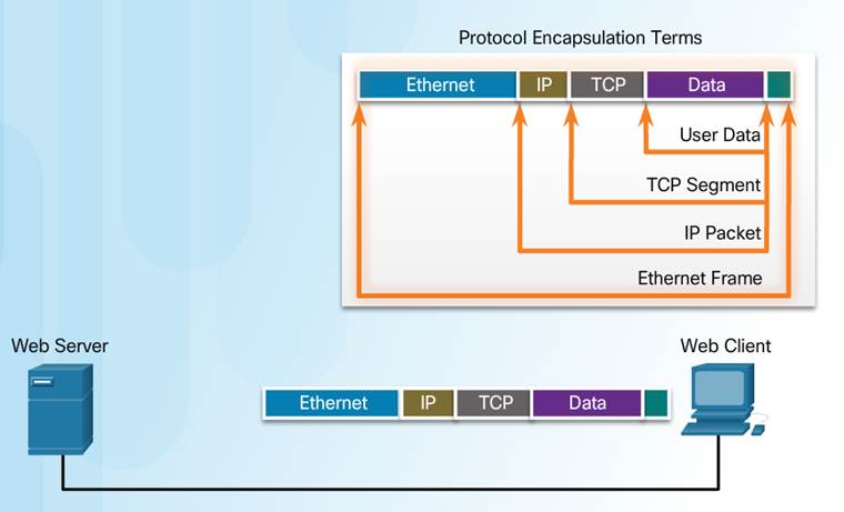 Introduction to Networks 6.0 Instructor Materials – Chapter 3: Network Protocols and Communication 72