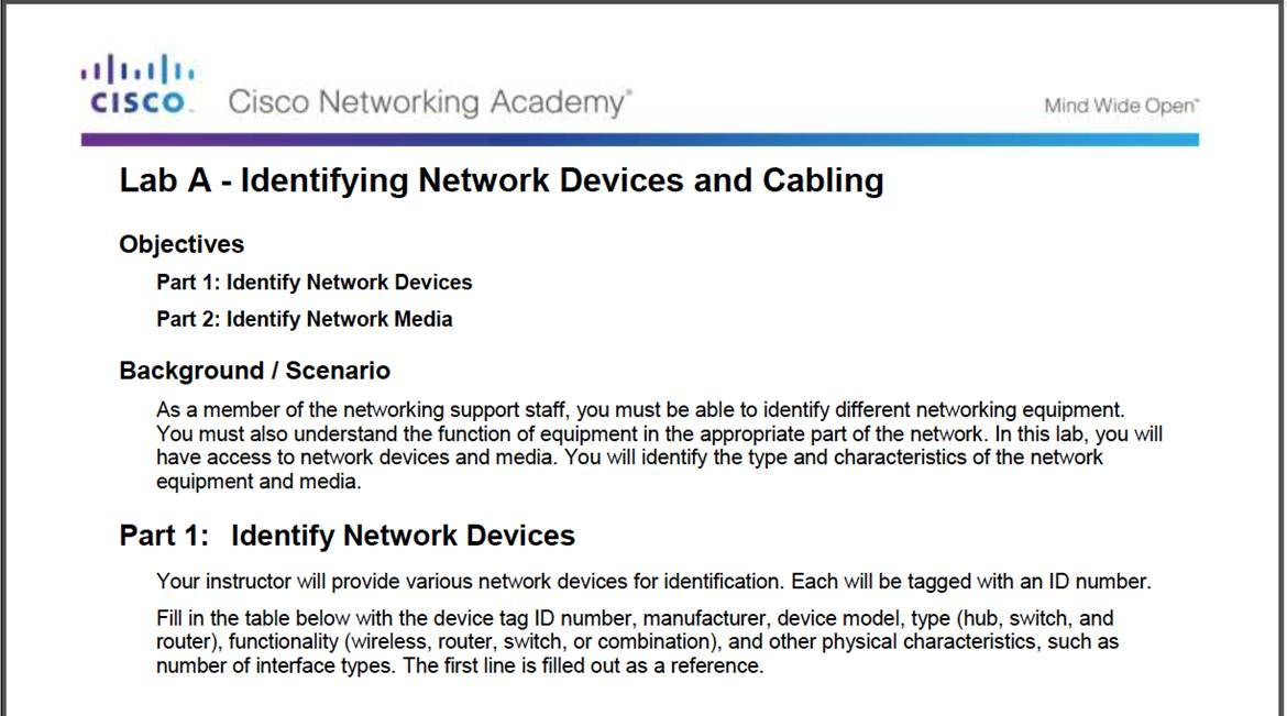 Introduction to Networks 6.0 Instructor Materials – Chapter 4: Network Access 75