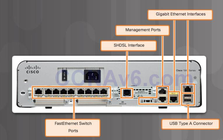 Introduction to Networks 6.0 Instructor Materials – Chapter 4: Network Access 80
