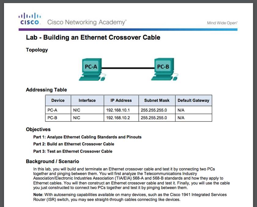 Introduction to Networks 6.0 Instructor Materials – Chapter 4: Network Access 92