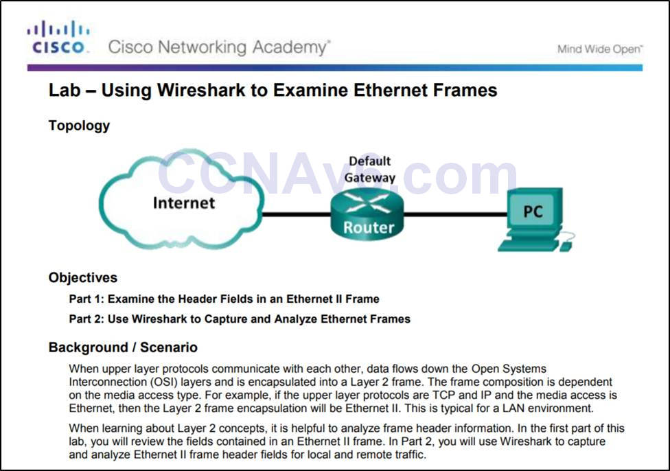 Introduction to Networks 6.0 Instructor Materials – Chapter 5: Ethernet 46