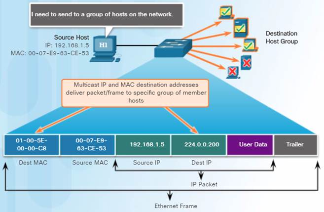 Introduction to Networks 6.0 Instructor Materials – Chapter 5: Ethernet 53