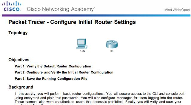 Introduction to Networks 6.0 Instructor Materials – Chapter 6: Network Layer 104