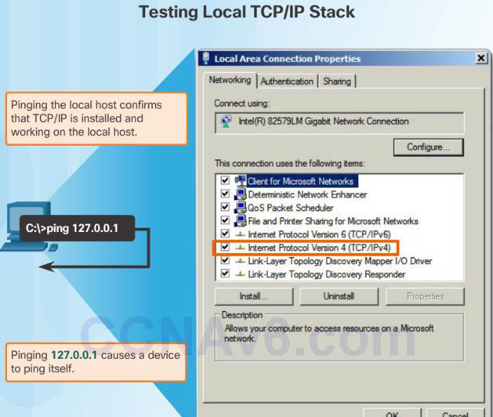 Introduction to Networks 6.0 Instructor Materials – Chapter 7: IP Addressing 74