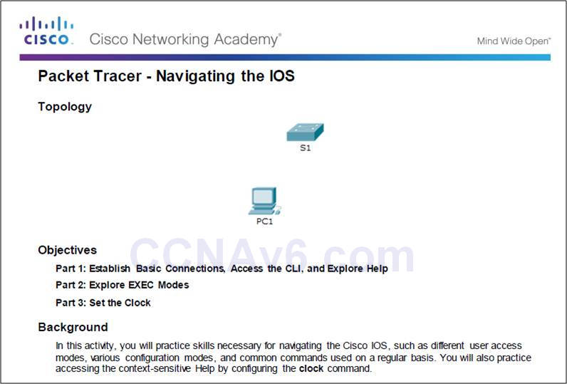 Introduction to Networks 6.0 Instructor Materials - Chapter 2: Configure a Network Operating System 59