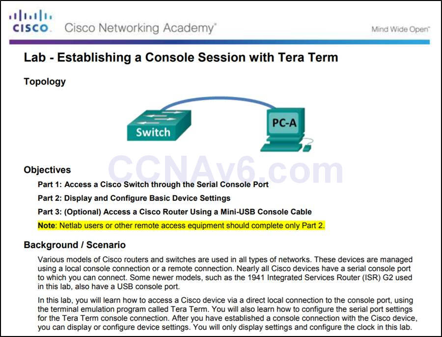 Introduction to Networks 6.0 Instructor Materials - Chapter 2: Configure a Network Operating System 60